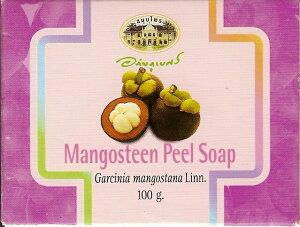 タイの人気ナンバーワン石鹸!タイマンゴスチン石鹸2個セット