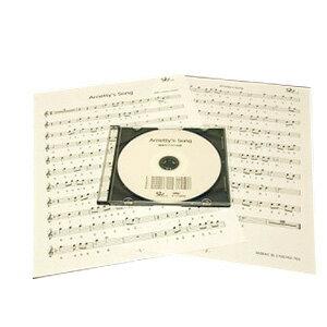 篠笛楽譜 Arrietty's Song 借りぐらしのアリエッティ 篠笛カラオケCD+篠笛楽譜