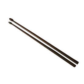 鞨鼓桴 黒檀製
