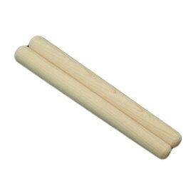 バチ 太鼓バチ ヒノキバチ 3.1-4.2×40cm 屋台用バチ 2本1組 【テーパーバチ 檜 桴 撥 ばち 和太鼓バチ】