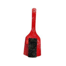 スペシャル鳴子 一枚バチ 赤 (黒) 5組セット