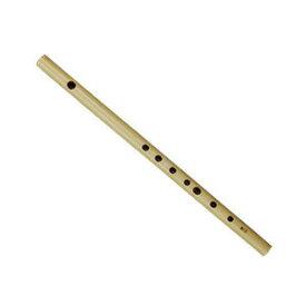 竹心(たけごころ) 篠笛 唄物 7穴7本調子(B調) 素竹