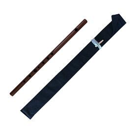 NEW FURYU-8 篠笛 ドレミ調 7穴8本調子(C調) 竹製