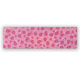 シルクプリント手拭 米印 (綿100%)長さ100cm