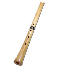 尺八 楓 直管 節無し 正律管 1尺9寸 2尺 (2101)
