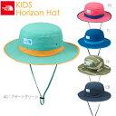 ノースフェイス (THE NORTH FACE) 子供用 ホライゾンハット NNJ41604 TY キッズ用 帽子 男の子 女の子 兼用モデル