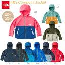 ノースフェイス (THE NORTH FACE) コンパクトジャケット NPJ71604 全9色 キッズ・ジュニア用 男の子 女の子 兼用モデル