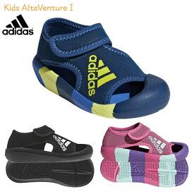 アディダス adidas サンダル キッズ 子ども BABY AltaVenture I D97200/D97198/D97199 子供靴 女の子 男の子 プール 海水浴 水遊び レジャー19SS