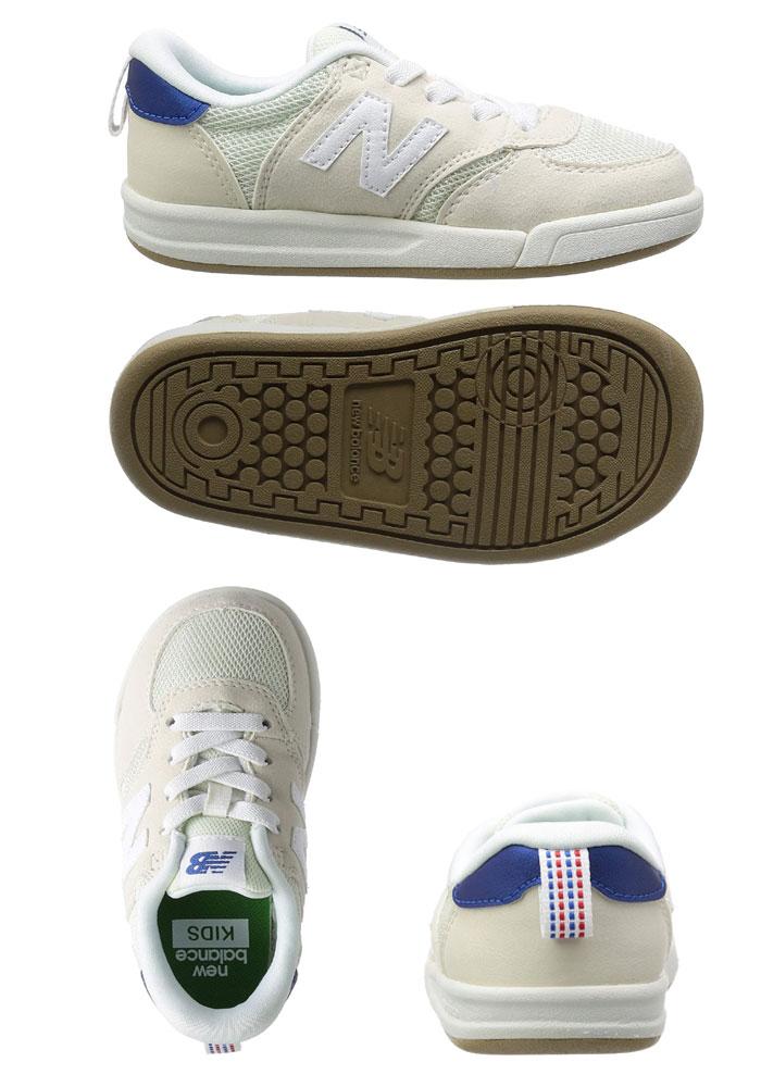 ニューバランス (newbalance) 子供靴 KT300 スニーカー 全2色 ベビー/キッズ用 男の子 女の子モデル