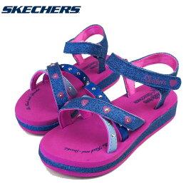 スケッチャーズ (SKECHERS) 子供靴 サンダル SUNSHINES-HEART SPLASH 20198N キッズ用 シューズ 女の子 幼稚園 夏祭り 夏休み
