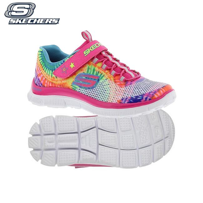 スケッチャーズ (SKECHERS) 子供靴 SKECH APPEAL COLOR KICK スケッチアピール カラーキック 81851N キッズ用 シューズ 女の子用モデル