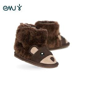【送料無料】エミューオーストラリア(EMU Australia) 子供靴 Bear Walker ベビーブーティ B11197 ブーツ キッズ用 男女兼用モデル