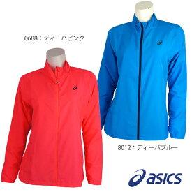 アシックス asics ランニングウェア W'S WOVEN JACKET  ジャケット 142605 レディス(女性用)