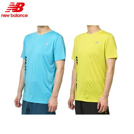 ニューバランス newbalance ランニングウェア NB Hanzo プリントショートスリーブTシャツ AMT93181 メンズ(男性用) 19FW (1枚までメール便OK)