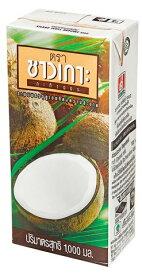 チャオコー ココナッツクリーム1000ml 紙パック