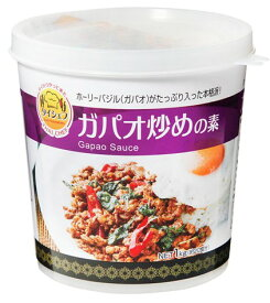 【業務用】 タイシェフ ガパオ 炒めの素 1kg