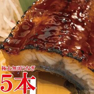 【新入荷】極太肉厚特大うなぎ蒲焼 5尾 1枚約350gから400g程度 中国産 たいの鯛 ウナギの蒲焼 鰻 蒲焼き うなぎ 贈り物 プレゼント 海鮮 ギフト 送料無料 蒲焼 訳あり 養殖 真空パック 父の日
