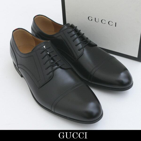 GUCCI(グッチ)ドレスシューズ (ブラック)429211 AZM30 1060