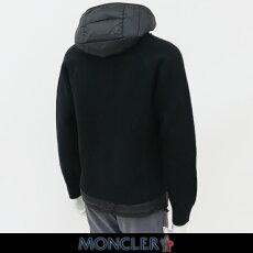 MONCLER(モンクレール)ダブルジップアップパーカー