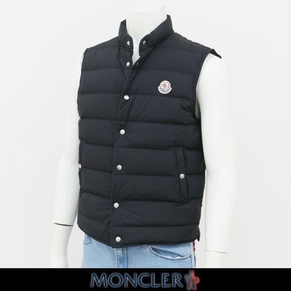 MONCLER(モンクレール)【メンズウェア】ダウンベスト【ブラック】FEBE