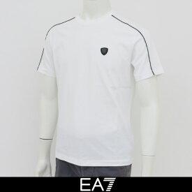 EMPORIO ARMANI(エンポリオ アルマーニ)半袖Tシャツホワイト3ZPT96 PJ18Z