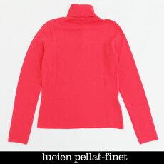 LucienPellat-finet(ルシアンペラフィネ)レディースタートルネックカシミアセーター