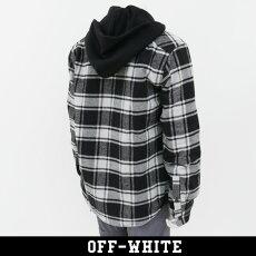 OFF-WHITE(オフホワイト)チェックシャツ