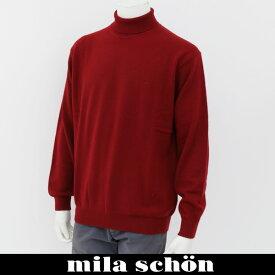 mila schon(ミラ・ショーン)タートルネックセーターエンジ31380 122 80