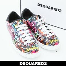 DSQUARED²(ディースクエアード)メンズスニーカー