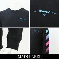 OFF-WHITE(オフホワイト)ロングTシャツ