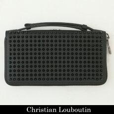 ChristianLouboutin(クリスチャンルブタン)ラウンドファスナー長財布