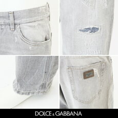 Dolce&Gabbanaデニムパンツ