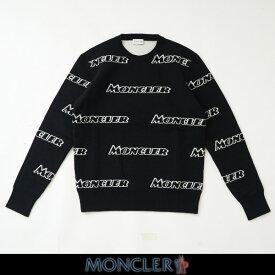 MONCLER モンクレールセーターブラックメンズウェアE2 091 9043600 A9138 999