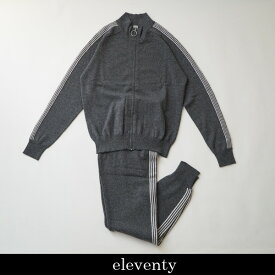 ELEVENTY(イレブンティ)セットアップグレー979MA0320/979MA0319