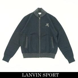 LANVIN SPORT(ランバン スポール)フルジップアップセーターネイビー系VMM4064C5 NV03