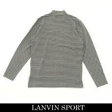 LANVINSPORT(ランバンスポール)ハイネックロングTシャツ