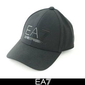 EMPORIO ARMANI(エンポリオアルマーニ) EA7キャップブラック275889 9A503