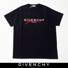 GIVENCHY(ジバンシィ)メンズウェア半袖TシャツブラックBM70UK3002