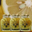 送料無料 広島県 瀬戸田レモン ( 三原農業協同組合 )470g入りX3 レモン スライス の はちみつシロップ漬け【RCP】 …