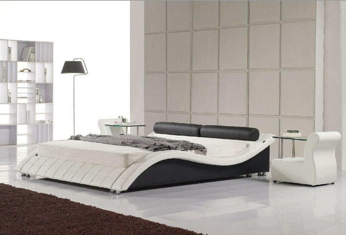 モダンベッド     H H X-BED-A 040