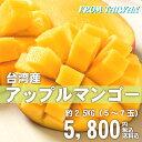 アップルマンゴー 台湾産 2.5kg【期間限定・送料無料】