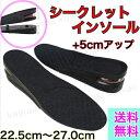 厚底 インソール インヒール ブーツ 送料無料 シークレット レディース メンズ 靴 中敷き クッション こっそり 身長ア…