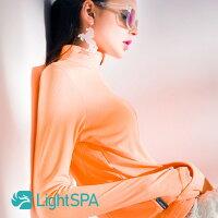 美肌光スポーツパーカーブルーグリーンオレンジピンクイエローSサイズMサイズLサイズXLサイズ2Lサイズ3Lサイズ