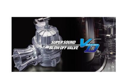 【ブリッツ/BLITZ】 スカイラインGT-R 等にお勧め スーパーサウンドブローオフバルブVD リリースタイプ(大気開放タイプ) 型式等:BCNR33 品番:70124