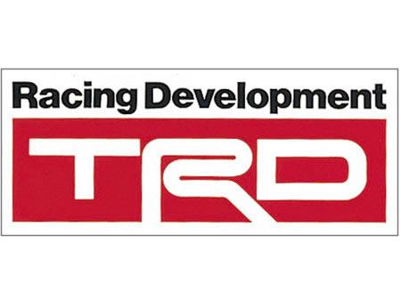 【TRD】 Bタイプステッカー(B2) 品番:08231-SP011-B2
