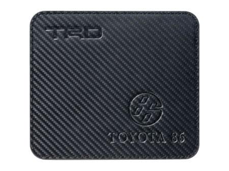 【TRD】 TRD×86マウスパッド 品番:08798-SP040