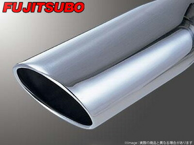 【FUJITSUBO】Re:FACE マフラーカッター NHW20 プリウス 1.5 2WD などにお勧め 品番:109-10033 フジツボ リフェイス テールエンド