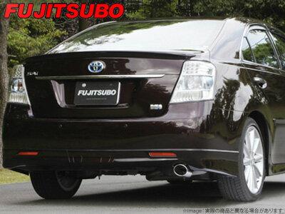 【FUJITSUBO】Re:FACE マフラーカッター AZK10 SAI 2.4 2WD などにお勧め 品番:109-10035 フジツボ リフェイス テールエンド