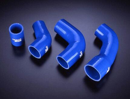 【サムコ SAMCO】 ターボホースキット TURBO HOSE KIT FIAT ウノターボ MK1/1.3T系にお勧め! [オプションカラー] [4本セット] 品番:40TCS13/A