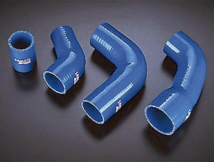 【サムコ SAMCO】 ターボホースキット TURBO HOSE KIT FIAT ウノターボ MK2/1.37T系にお勧め! [オプションカラー] [4本セット] 品番:40TCS13/B
